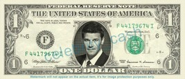DAVID BOREANAZ Bones on REAL Dollar Bill - Cash Money Bank Note Currency... - $4.44