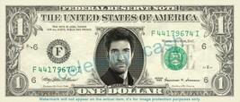 Dylan Mcdermott Bobby Donnell Practice On Real Dollar Bill Cash Money Celebrity - $4.44
