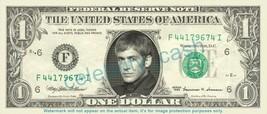 ERIC SZMANDA Greg Sanders CSI on REAL Dollar Bill Cash Money Celebrity D... - $4.44