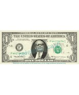 JACK NICHOLSON on REAL Dollar Bill Cash Money Bank Note Currency Celebrity - £3.44 GBP