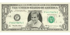 James Van Der Beek On Real Dollar Bill Cash Money Bank Note Currency Celebrity - $4.44