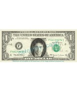 JEFFREY DEAN MORGAN Denny Duquette Grey's Anatomy on REAL Dollar Bill Ca... - €4,02 EUR