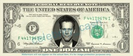 KEVIN BACON on REAL Dollar Bill Cash Money Bank Note Currency Dinero Cel... - $4.44