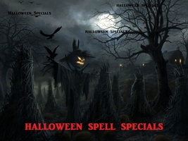 Halloween Spell Specials ALL Creepy Naughty Mean Cruel Tricky Ritual Work Oct 31 - $29.99