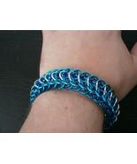 Maille Dragonback Bracelet Water Theme - $35.00