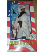 Soldiers Of The World -  Sailor - World War II 1941 - 1945  - $29.50