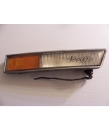 1988 1989 CADILLAC SEVILLE LEFT FENDER MARKER LIGHT OEM ORIG GM BROKN MO... - $58.91