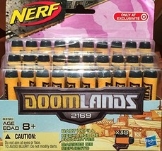 Nerf Doomlands 2169 Dart Refill 30 Count - $13.94