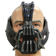 XCOSER New Version 1:1 Bane Mask The Dark Knight Rises Bane Halloween Co... - $90.84 CAD