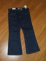 Osh Kosh B'gosh Girls Jeans Size 7 Xp Boot Cut Adjustustable Waist Msrp:$34.00 - $15.99