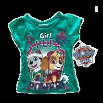 Nickelodeon Paw Patrol Kids Tshirt (3T, Green) - $5.87