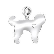 Doodle Dog Charm | Fits All European Style Charm Bracelets - $39.00