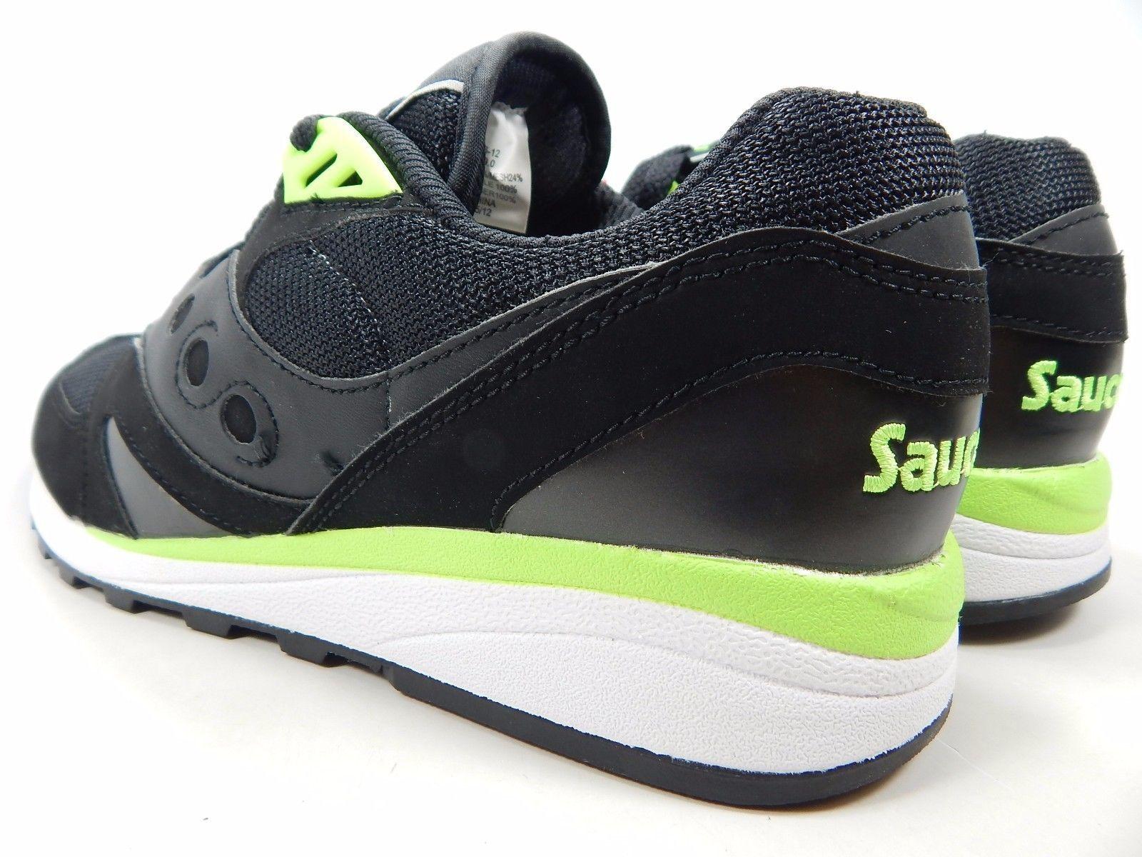 Saucony Original Master Control Men's Shoes Sz US 9.5 M (D) EU 43 Black 70076-12