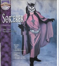 ADULT SORCEROR COSTUME ONE SIZE FITS MOST - $30.00