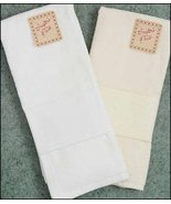 White Kitchen 14ct Classic Towel 17x27 Crafter's Pride - $6.30