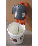 New Heavy Duty Clamp Mount Paint Mixer - $699.00