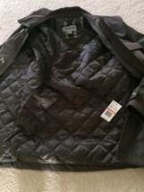 $250 F.O.G. by London Fog Men Poly Micro Barn Jacket Coat Style F40904 - $69.50
