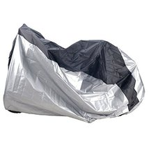Weanas Bike Cover Polyester Taffeta Nylon Waterproof UV Resistant Storag... - $20.99