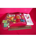 "Disney Home Decor 18.5"" Winnie Pooh Red Christmas Stocking Holiday Decor... - $9.49"
