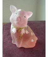 Fenton HP Pink Pig - $36.50