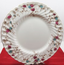 Minton Bone China Ancestral Dinner Plate 4 Wreath Mark S376 - $20.55