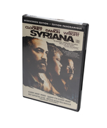 Syriana Wide Screen Edition George Clooney Matt Damon Jeffrey Wright 2006 - £5.64 GBP
