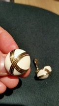 Elegant MONET clip earrings - $28.94
