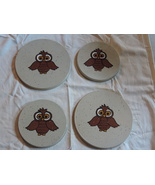 Owl burner covers set of 4 (electric stove) - $14.95