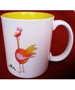 Funny Looking Water Dipping Type Bird Coffee Mug Artwork by Spike - $2.41