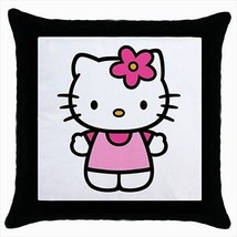 Hello Kitty Throw Pillow Case - £12.29 GBP