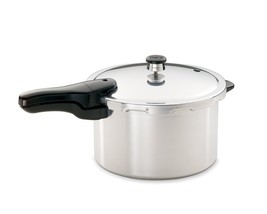 Hot Sale! $46.95 Presto 01282 8-Quart Aluminum Pressure Cooker - £36.02 GBP
