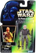 Star Wars Power of the Force 2 Green Card Holosticker Dengar - $8.99
