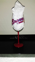 Atlanta Braves 19 oz. hand painted Wine Glass - $22.98 CAD