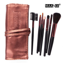 Professional Makeup Brushes Set tools Make-up Toiletry Kit Make Up Brush Pincel - $9.99