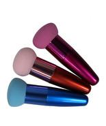 Beauty Makeup Sponge Foundation Brush Blender Cosmetic Puff Powder Brush... - $3.98