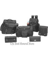 7pc Durable 1680d Construction Motorcycle Luggage Set Heat-Resistant Coa... - $79.89