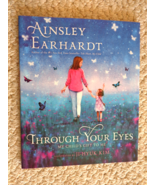 Book Through Your Eyes by Ainsley Earhardt (#2842) - $13.99