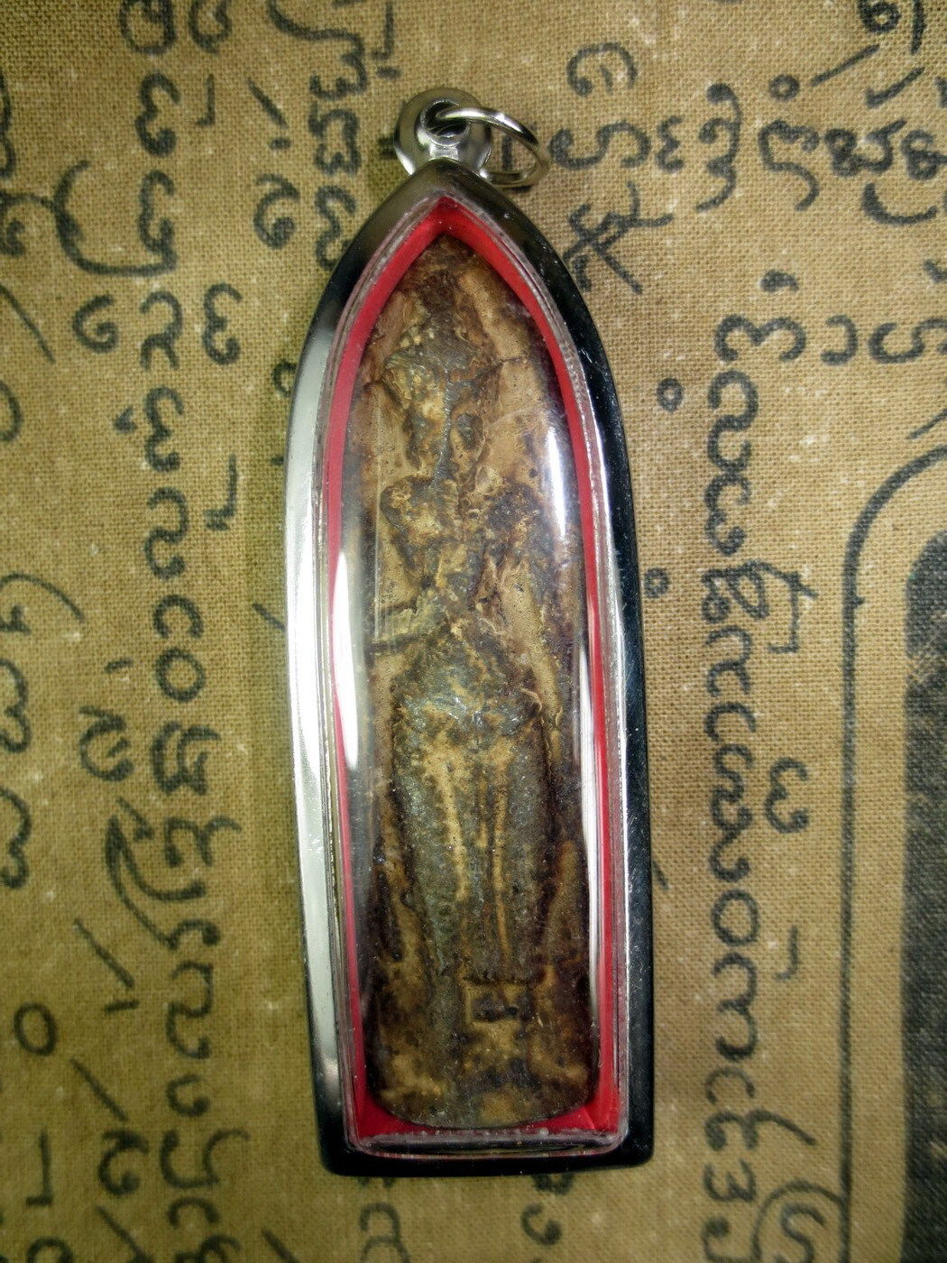Primary image for Excellent! RARE HOLY PHRA RUNG-RANG-PUEN INVULNERABLE THAI BUDDHA AMULETS