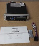 JENSEN MS2013BT MARINE BOAT AM/FM STEREO RADIO WITH USB/AUX INPUTS 12V 1... - $99.78