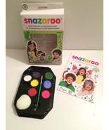 Snazaroo Face Paint Palette Kit, Unisex - $19.66