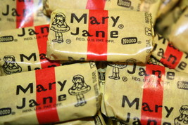 MARY JANES WRAPPED CANDY, 1LB - $10.53