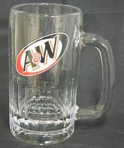 A&W Root Beer ~ Restaurant Glass Stein Cup Mug ~ Advertising - $29.95