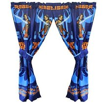 "Lucas Film Star Wars Rebels ""Fight"" Drapes - $28.99"
