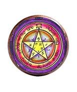 Solomons 2nd Seal of Venus for Grace & Honor Antique Copper Adjustable Ring - $14.95