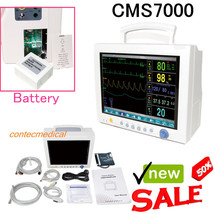 New CMS7000 Portable Vital Signs ICU Patient Monitor 6-Parameter, CONTEC... - $494.01