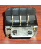 Sears Kenmore 158.151 Wiring Harness Bracket Assembly #226 (3 Pin Male Terminal) - $12.50