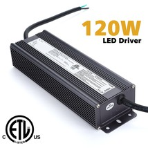 Weanas 120W LED Light Power Supply Driver Transformer Adapter AC110 to D... - $71.25
