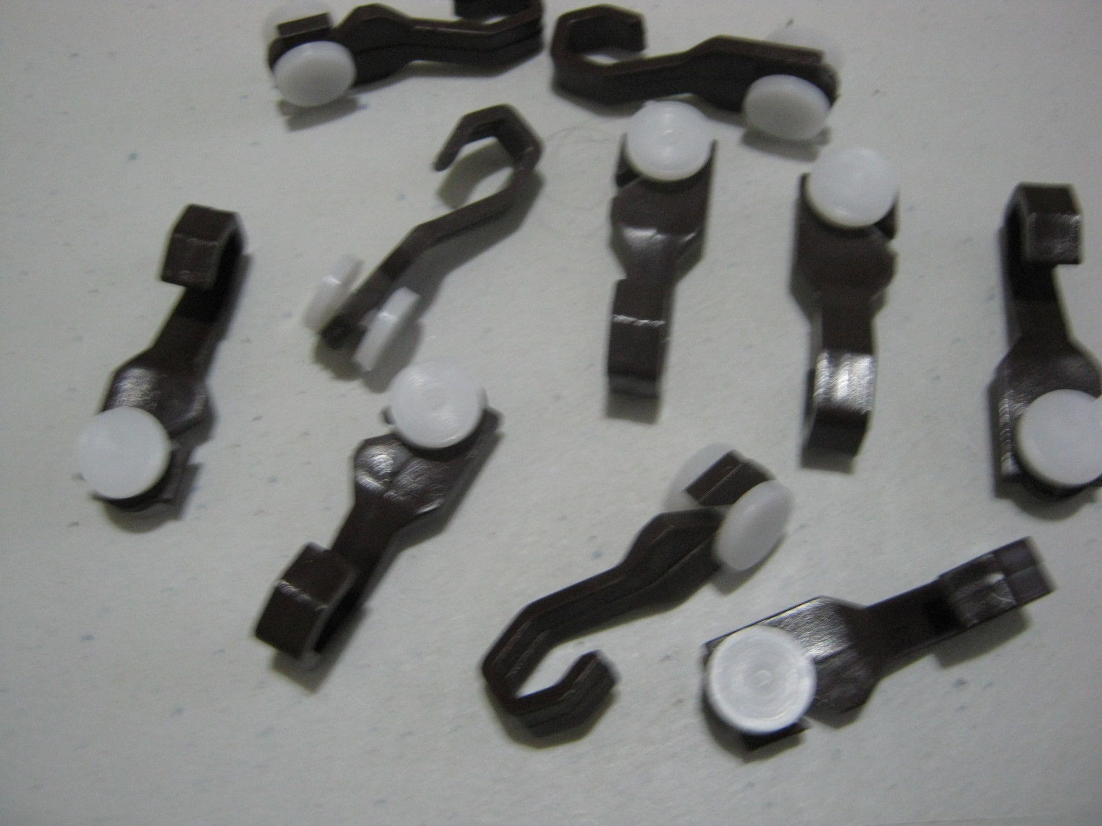 Slide Hooks Spare Replacement For Gazebo Curtains Or