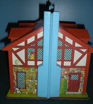 Vtg. Fisher Price Little People #952 Tudor House COMP. + BONUS/ EXC-EXC++! (F) image 4