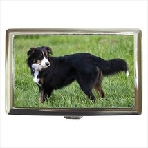 English Shepherd Cigarette Money Case - Dog Canine - $12.56